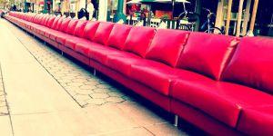 Qual é o maior sofá do mundo?