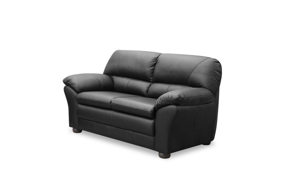 Sofá de couro - Applause de 1,60 m com dois lugares