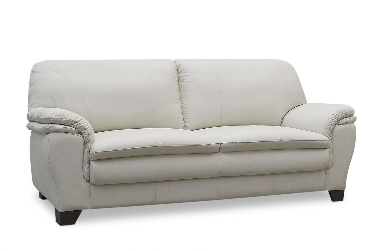 Sofá de couro - Elegance de 1,60 m com dois lugares